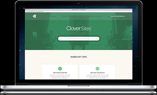 Clover_Help_Site